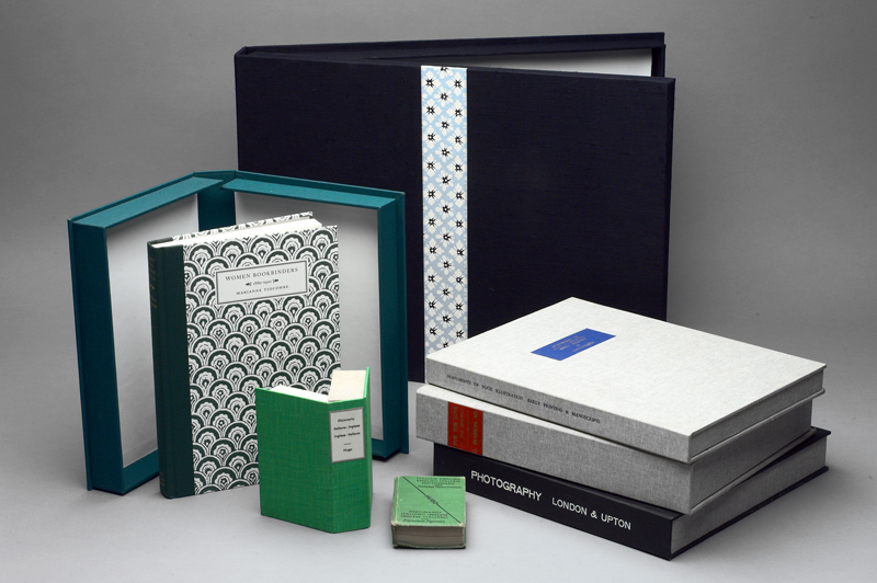 Assorted clamshell boxes